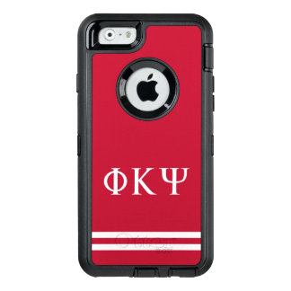 Phi Kappa Psi | Sport Stripe OtterBox Defender iPhone Case
