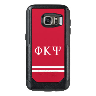 Phi Kappa Psi | Sport Stripe OtterBox Samsung Galaxy S7 Case