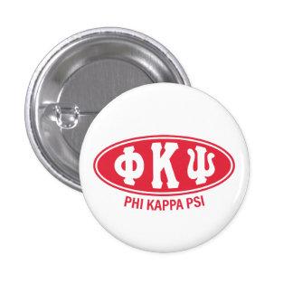 Phi Kappa Psi | Vintage 3 Cm Round Badge