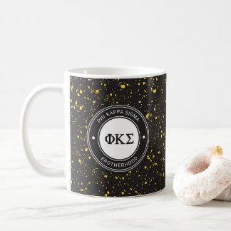 Phi Kappa Sigma | Badge Coffee Mug