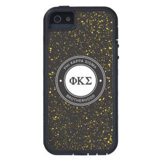 Phi Kappa Sigma | Badge iPhone 5 Case
