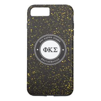 Phi Kappa Sigma | Badge iPhone 8 Plus/7 Plus Case