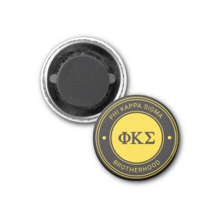 Phi Kappa Sigma | Badge Magnet