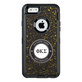 Phi Kappa Sigma | Badge OtterBox Defender iPhone Case