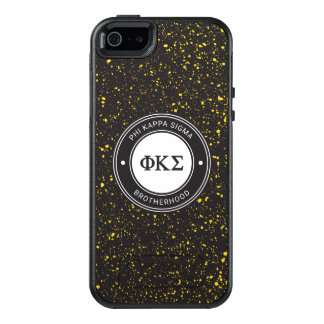 Phi Kappa Sigma | Badge OtterBox iPhone 5/5s/SE Case