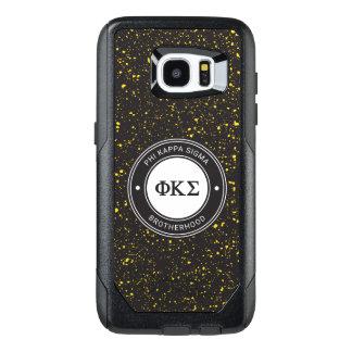 Phi Kappa Sigma | Badge OtterBox Samsung Galaxy S7 Edge Case