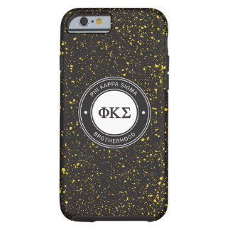 Phi Kappa Sigma | Badge Tough iPhone 6 Case