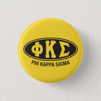 Phi Kappa Sigma | Vintage 3 Cm Round Badge