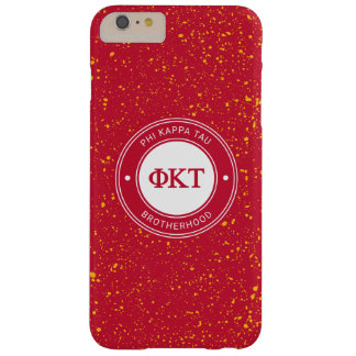 Phi Kappa Tau | Badge Barely There iPhone 6 Plus Case