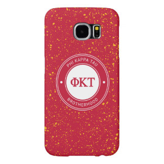 Phi Kappa Tau | Badge Samsung Galaxy S6 Cases