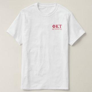 Phi Kappa Tau   Badge T-Shirt