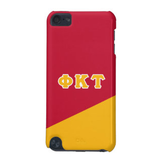 Phi Kappa Tau | Greek Letters iPod Touch (5th Generation) Cases