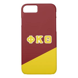 Phi Kappa Theta | Greek Letters iPhone 8/7 Case