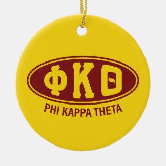 Phi Kappa Theta | Vintage Ceramic Ornament