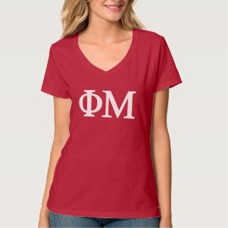 Phi Mu Lil Big Logo T-Shirt