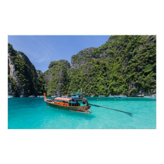 Phi Phi Lay Island Phuket Thailand Posters