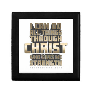 Phil4:13 I can do All things through Christ Gift Box