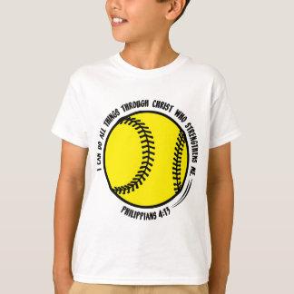 PHIL.314 - Softball T-Shirt