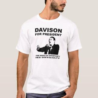 Phil Davison for President T-Shirt