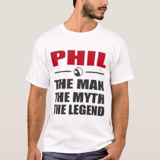 PHIL THE MAN THE MYTH THE LEGEND T-Shirt