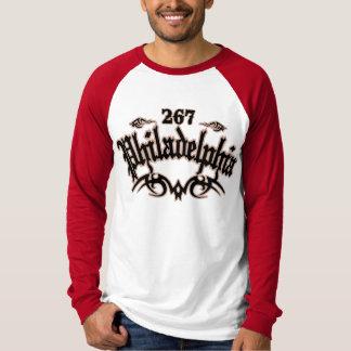 Philadelphia 267 tee shirts
