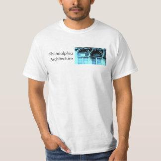 Philadelphia Architecture Tshirts
