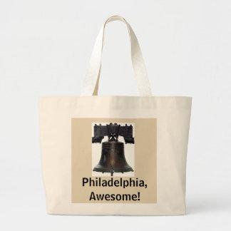 Philadelphia, Awesome!/ Liberty Bell Tote Bag
