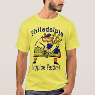 Philadelphia Bagpipe Festival T-Shirt