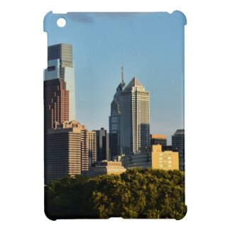 Philadelphia City Skyline iPad Mini Case