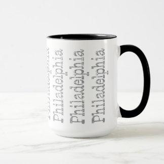 PHILADELPHIA FAN COFFEE MUG