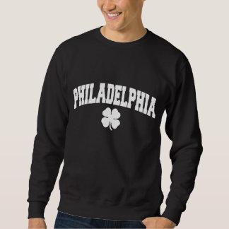 Philadelphia (Irish Shamrock) Pull Over Sweatshirts