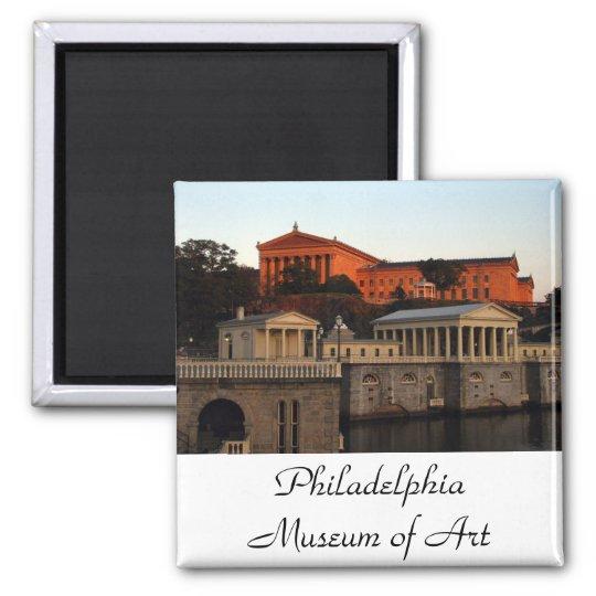 Philadelphia Museum of Art Magnet