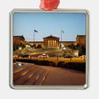Philadelphia Museum of Art Ornament