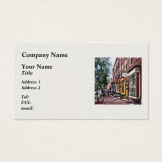 Philadelphia PA - S 2nd Street Business Card