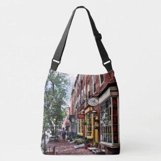 Philadelphia PA - S 2nd Street Crossbody Bag