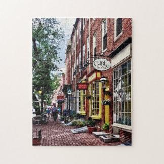 Philadelphia PA - S 2nd Street Jigsaw Puzzle