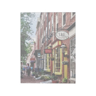 Philadelphia PA - S 2nd Street Notepad