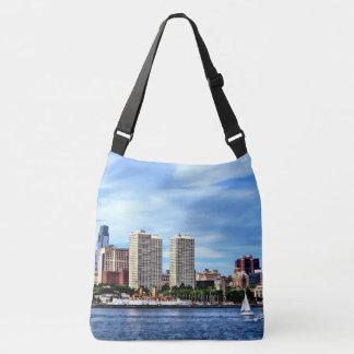 Philadelphia Pa Skyline Crossbody Bag