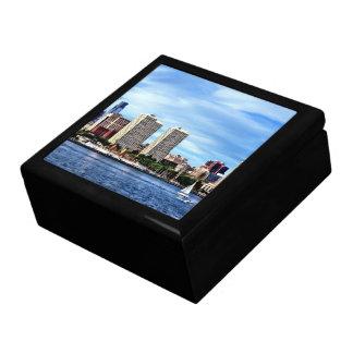 Philadelphia Pa Skyline Gift Box