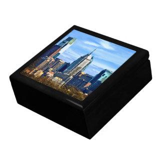 Philadelphia Pa Skyline II Gift Box