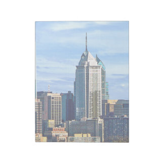 Philadelphia Pa Skyline II Notepad