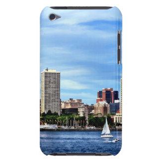 Philadelphia Pa Skyline iPod Case-Mate Cases