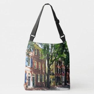 Philadelphia PA - Society Hill Street Crossbody Bag