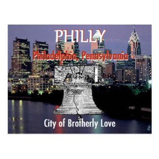 Philadelphia Pennsylvania Postcard