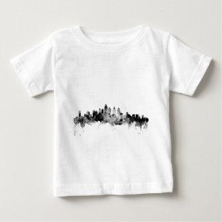 Philadelphia Pennsylvania Skyline Baby T-Shirt