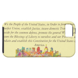 PHILADELPHIA PENNSYLVANIA SKYLINE WB1  - iPhone 5 COVER