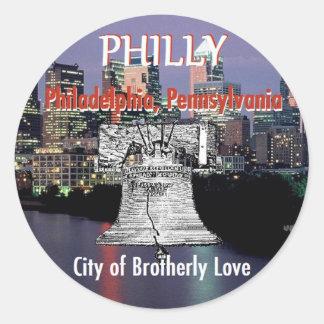 Philadelphia Pennsylvania Sticker