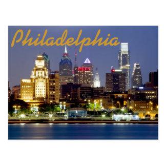 Philadelphia postcard