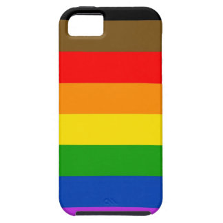 Philadelphia pride flag case for the iPhone 5