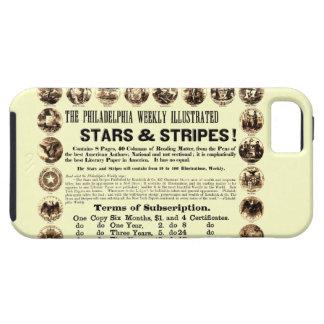 Philadelphia Weekly 1918 Stars & Stripes Newspaper iPhone 5 Cases